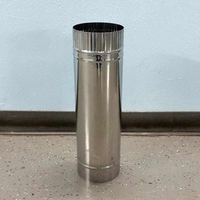 цилиндрическая дымовая труба диаметром 65 см